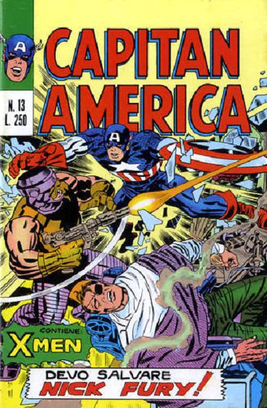 Capitan America n. 13