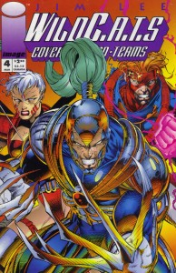 WildC.A.T.s no. 4, March 1993