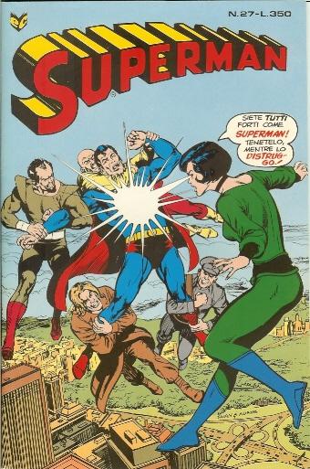Superman n. 27