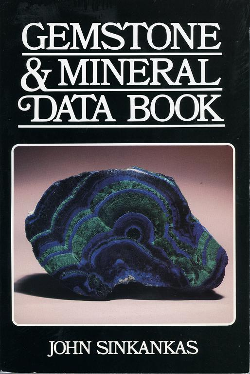 Gemstone and mineral data book