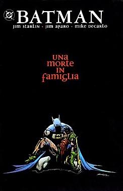 Batman: Una morte in famiglia