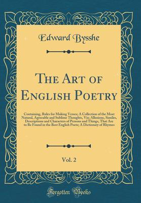 The Art of English Poetry, Vol. 2