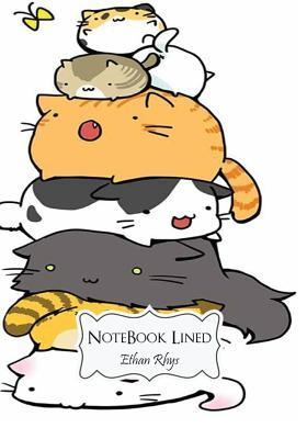 Notebook Lined Cutie Cats