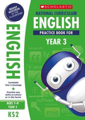 National Curriculum English Practice - Year 3 (100 Lessons - 2014 Curriculum)