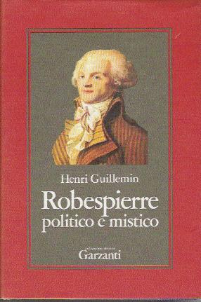 Robespierre politico e mistico
