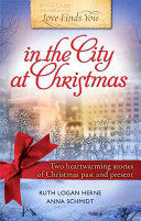 Love Finds You in the City at Christmas, 2-in-1