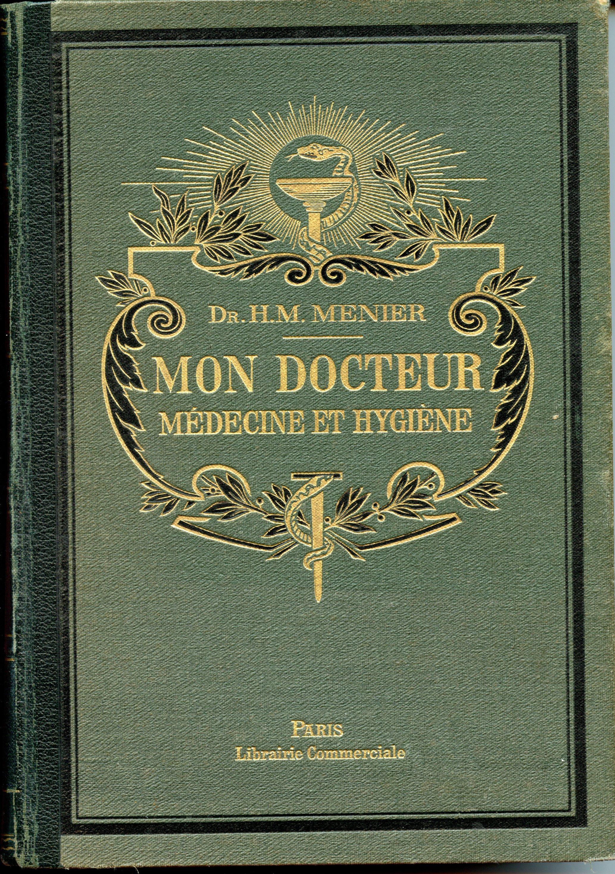 Mon docteur: plantes médicinales