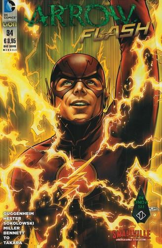 Arrow/Smallville n. 34