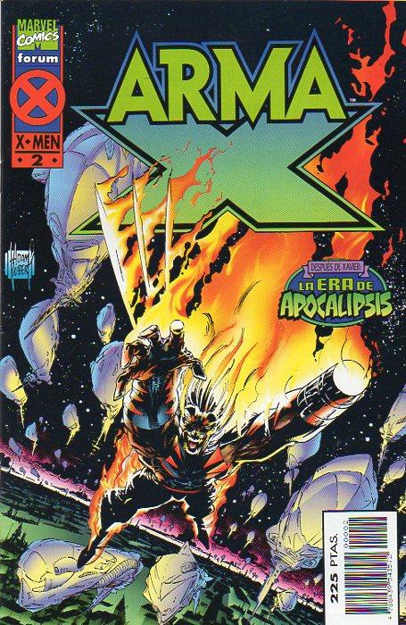 Arma-X Vol.2 #2 (de 4)