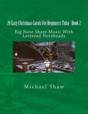 20 Easy Christmas Carols for Beginners Tuba