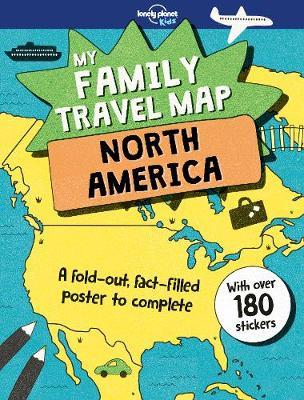 My Family Travel Map...