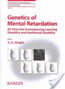 Genetics of Mental Retardation