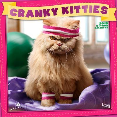 Cranky Kitties 2018 Calendar