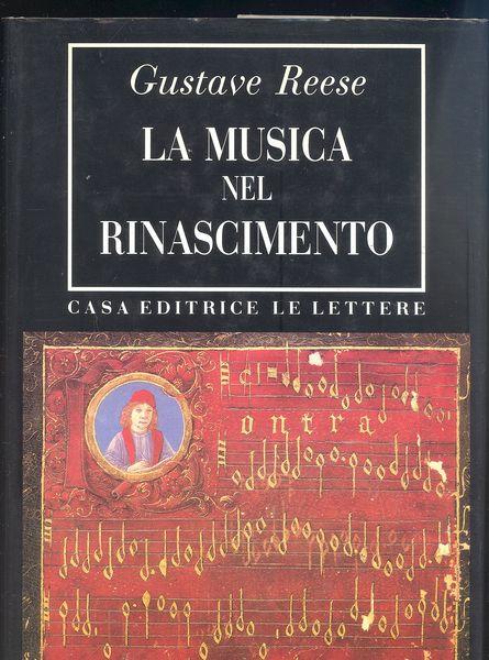 La musica nel Rinascimento