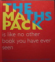 The Maths Pack is Like No Other Book You Have Ever Seen