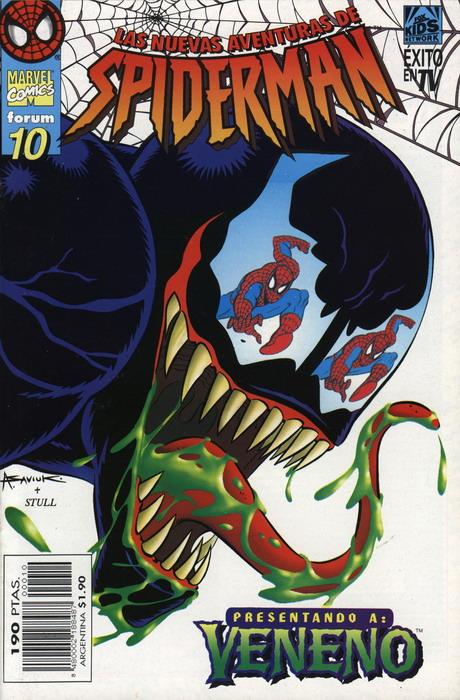 Las nuevas aventuras de Spiderman Vol.1 #10 (de 15)