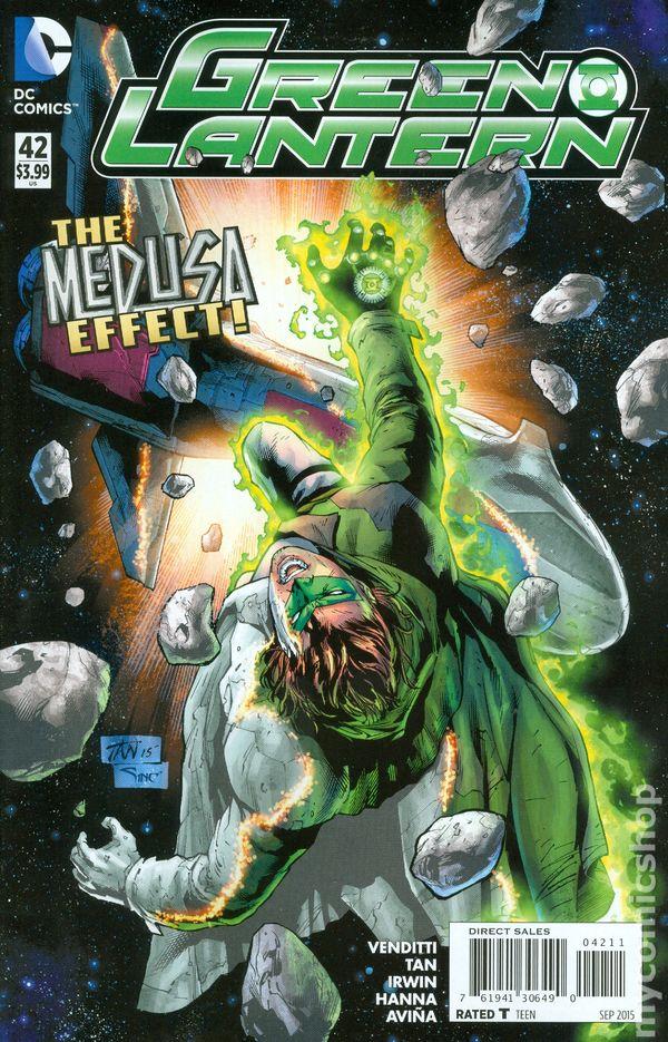 Green Lantern Vol.5 #42