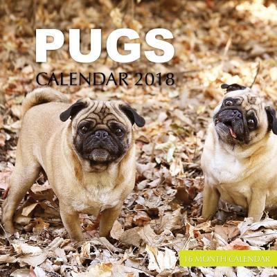 Pugs Calendar 2018