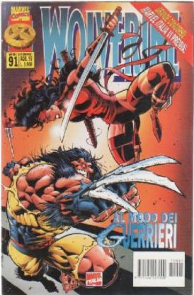 Wolverine n. 91