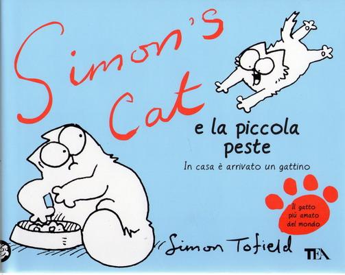 Simon's cat e la pic...