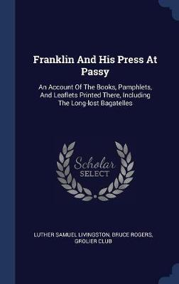 Franklin and His Pre...