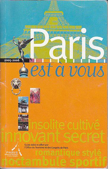 Paris est à vous