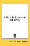 A Hind in Richmond Park (1922)