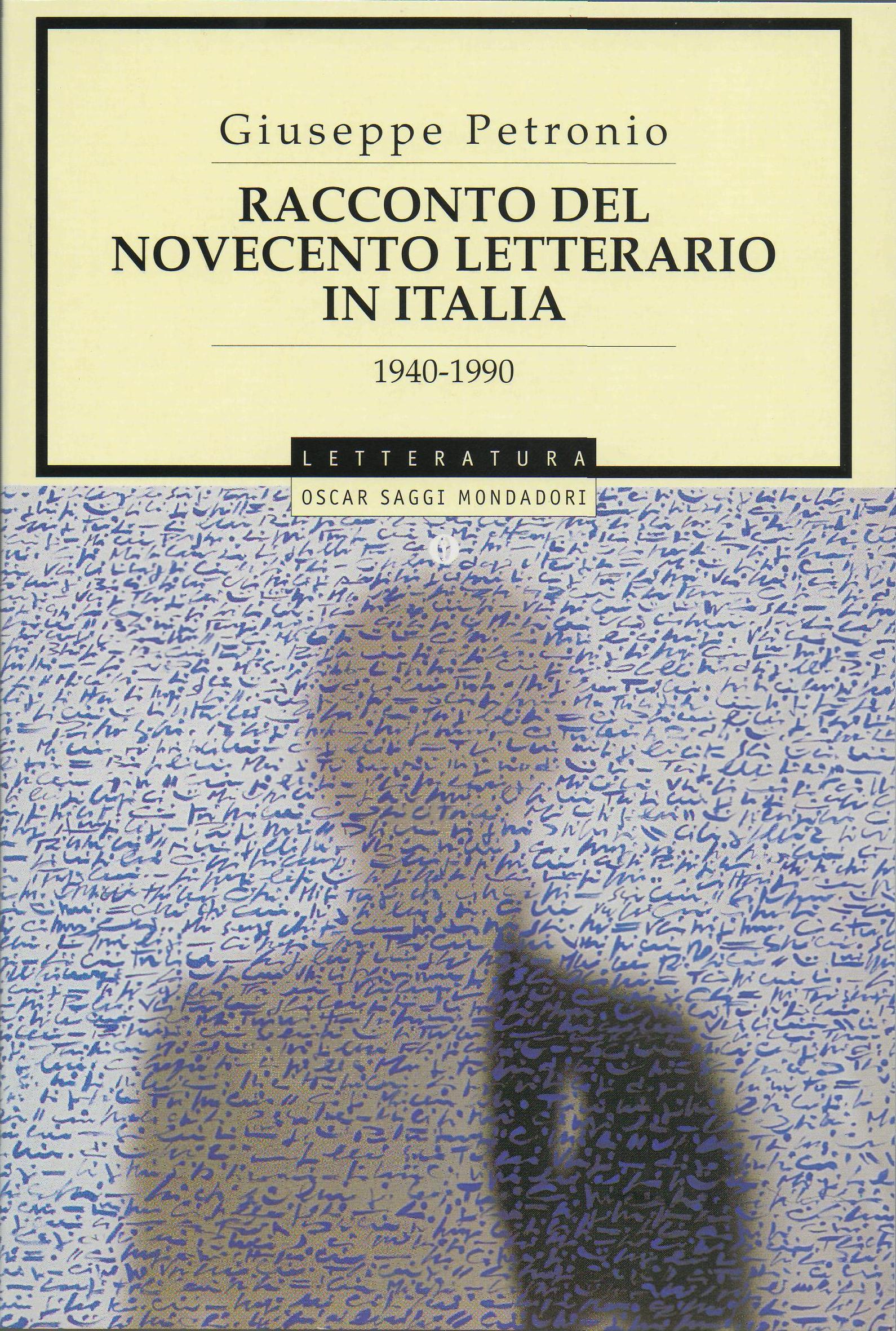 Racconto del Novecento letterario in Italia