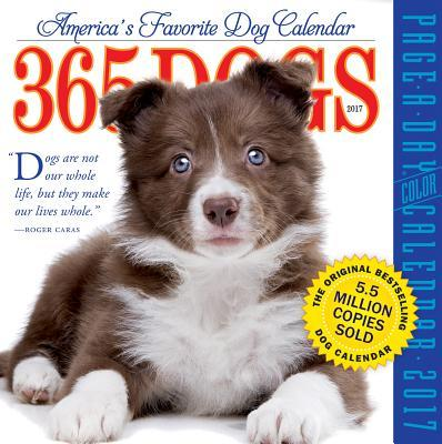 365 Dogs 2017 Calend...
