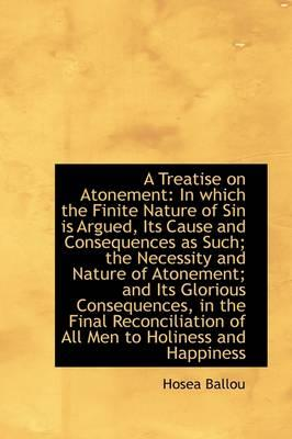 A Treatise on Atonement