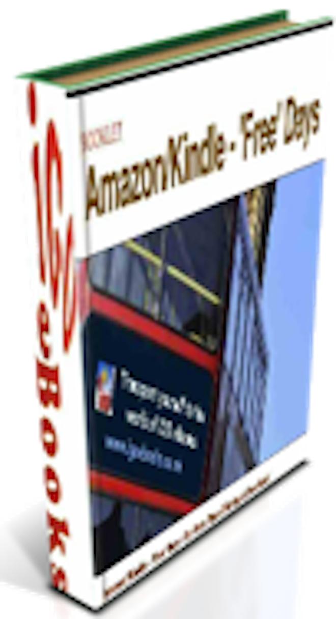 Amazon Kindle Free Days