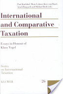 International and Comparative Taxation
