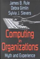 Computing in organizations