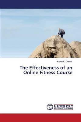 The Effectiveness of an Online Fitness Course
