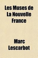 Les Muses de La Nouvelle France