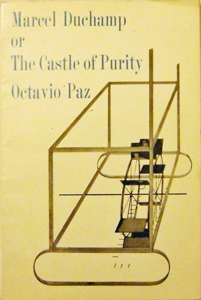 Marcel Duchamp or the Castle of Purity