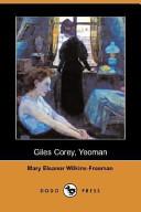 Giles Corey, Yeoman (Dodo Press)
