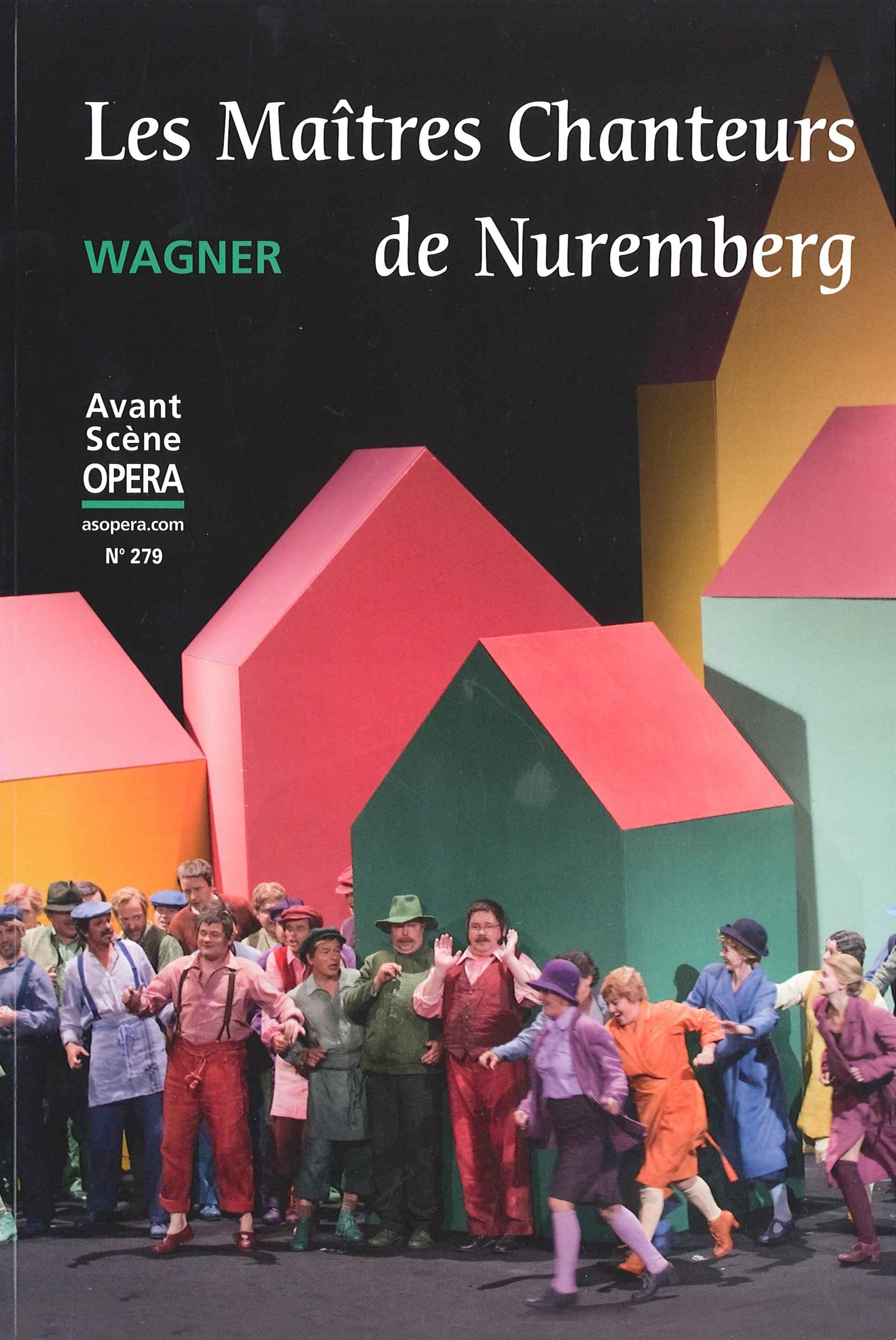 Les maîtres chanteurs de Nuremberg