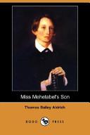 Miss Mehetabel's Son (Dodo Press)