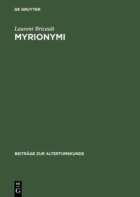 Myrionymi