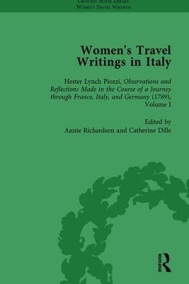 Women's Travel Writings in Italy, Part I Vol 3