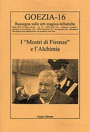I mostri di Firenze e l'alchimia