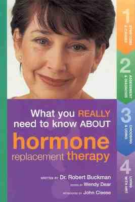 What You Really Need to Know About Hormone Replacement Therapy