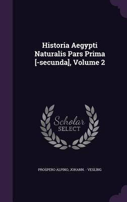 Historia Aegypti Nat...