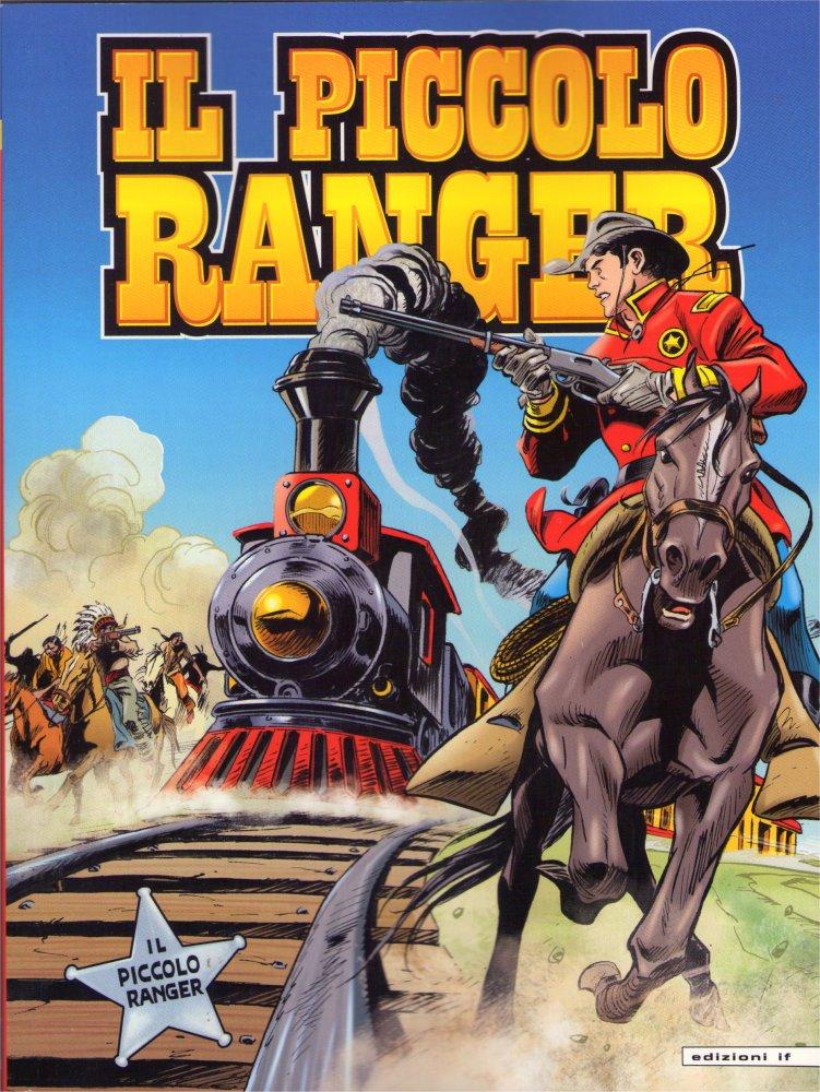 Il piccolo ranger (ristampa IF) n. 30
