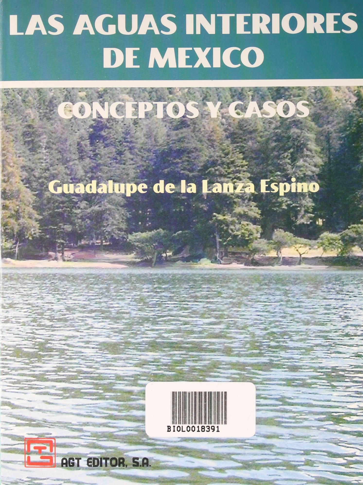 Las aguas interiores de México