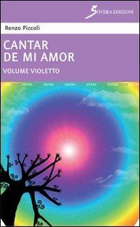 Cantar de mi amor «violetto»