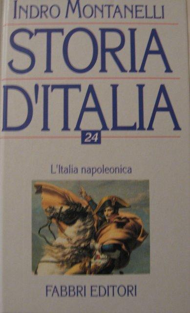 Storia d'Italia - volume 24