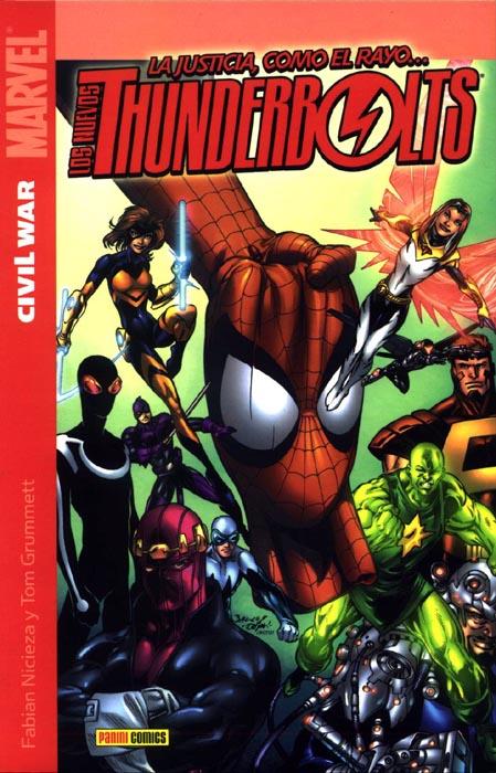 Los nuevos Thunderbolts #4 (de 5)