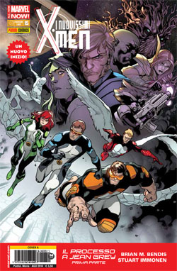 I nuovissimi X-Men n. 15